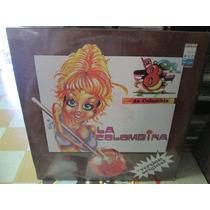 Lp Los 8 De Colombia,disco Nuevo Sin Abrir ---