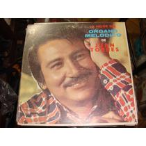 Acetato Lo Mejor Del Organo Melodico De Juan Torres