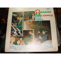 Acetato Organo Melodico Juan Torres Vol.6