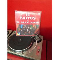 Coma Dj - El Gran Combo - Exitos - Acetato Vinyl, Lp