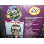 Juan Garcia Esquivel 20 Exitos Sucesos Musicales Cd Sellado
