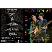 Coldplay Dvd 16 Abril 2016 Foro Sol Plus 15 Y 17 Abril