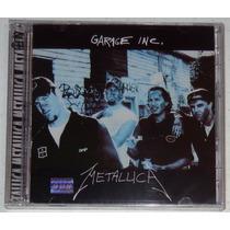 Cd Metallica Garage Inc. 2 Cd
