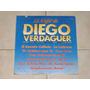 Diego Verdaguer Lo Mejor De Disco Lp Acetato Vinil