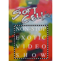 Dvd Original Soft Cell Non-stop Exotic Video Show Bedsitter