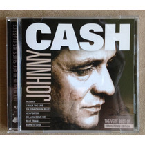 Johnny Cash The Very Best Cd Original Argentina Exc Estado
