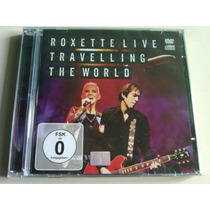Roxette Live Travelling The Wordl Dvd + Cd Nuevo Nacional