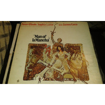 Disco Acetato De Man Of La Mancha, Peter Otoole Sophia
