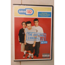 Blink 182 The Urethra Chronicles The Dvd Import Usa Punk
