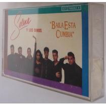 Selena Baila Esta Cumbia Cassette Rarisimo Nacional 1992 Mn4