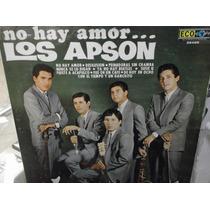 Los Apson No Hay Amor Lp
