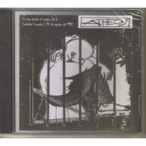 Atheos - En Vivo 1992 ( Hardcore Punk Mexicano ) Cd Rock