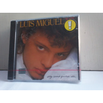 Luis Miguel. Soy Como Quiero Ser. Cd.