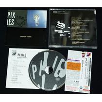 Pixies. Complete B-sides. Japan Import. Portishead