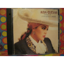 Aida Cuevas Cd Lo Mejor De Jose Alfredo Jimenez Edic.91