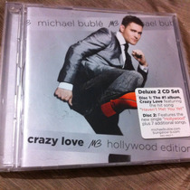 Crazy Love Michael Buble Hollywood Edition 2cds Imp D Inglat
