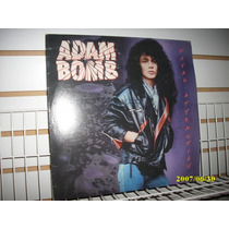 Adam Bomb - Fatal Attraction Lp ( Vinil ) Importado - U S A