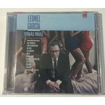 Leonel Garcia - Todas Mias (cd+dvd, 2013) Maa