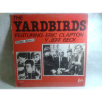 Lp The Yardbirds Eric Clapton Y Jeff Beck Maa