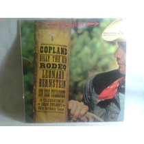 Lp Copland Four Dance Episodes From Rodeo Billy The Kid Maa