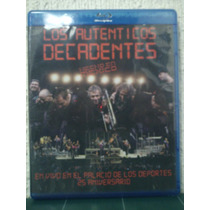 Los Auténticos Decadentes | Hecho En México Blu-ray + Cd