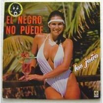 Los Joao / El Negro No Puede 1 Disco Lp Vinilo