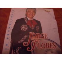 Cd Jorge Flores, Sencillo, Envio Gratis