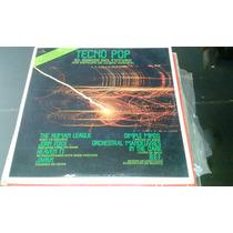 Disco Acetato De: Tecno Pop, El Sonido Del Futuro
