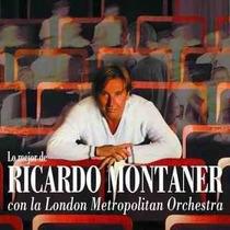 Cd Lo Mejor De Ricardo Montaner Nuevo Envio Gratis Sp0