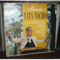Tata Nacho Lp Homenaje A Tata Nacho
