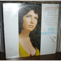 Irma Serrano Lp Dueto America Y Mariachi