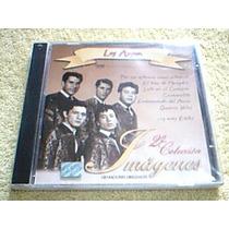 Cd Los Apson - 2 Coleccion Imagenes - Cd Nuevo Rock Mexicano