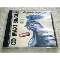 Cd Ramirez - El Gallinero - Cd Maxi Single - Remix