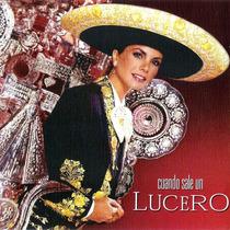 Lucero Cuando Sale Un Lucero 1a Edición 2004 Nuevo Sellado