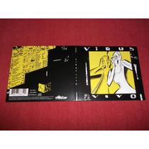 Virus - Vivo 1 Cd Argentino Ed 1997 Mdisk