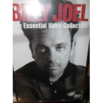 Billy Joel The Essential Video Collection Dvd Sellado