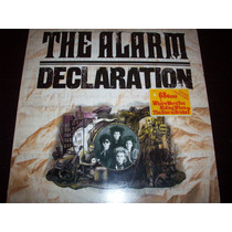 The Alarm Declaration Vinyl Lp 1984 Cbs Made In Holland