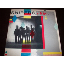 Snipers Bis Vinyl Lp 1984 New Rose Records Made In France