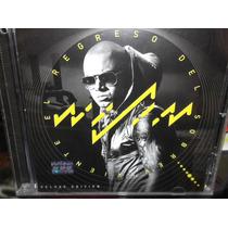 Wisin El Regreso Del Sobreviviente Deluxe Edition Cd Sellado