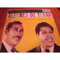 Lp Los Alegres De Teran, Envio Gratis