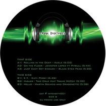 Jennifer Lopez Ft. Pitbull On The Floor Remixes Vinyl Dj