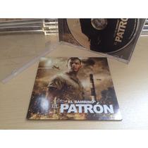 Cd Original - Tito El Bambino - El Patrón - Vbf