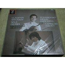 Disco Lp Vladimir Spivakov - Seiji Ozawa -tchaikovsky Violin