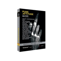 Dvd Original Documental Punk Attitude Don Letts Sex Pistols