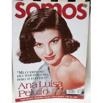 Ana Luisa Peluffo Revista Somos Año 2001 Bvf