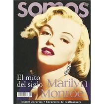 Marilyn Monroe Revista Somos Unica Ed Junio De 2001 Bvf