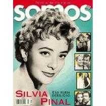 Silvia Pinal Esa Rubia Debilidad Revista Somos Año 1997 Bvf