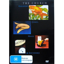 Dvd Original The Church Goldfish Jokes Magic & Souvenirs Fly