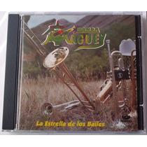Banda Maguey La Estrella De Los Bailes Cd 1a Ed 1995 Bvf