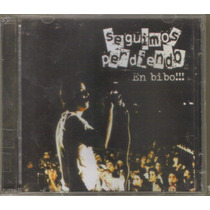 Seguimos Perdiendo - En Bibo!!! ( Punk Rock Mexicano ) Cd